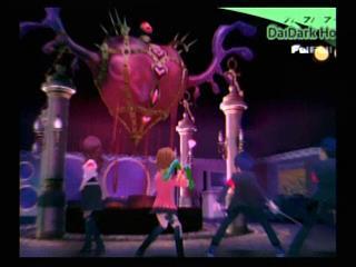Persona 3 Lovers Arcana