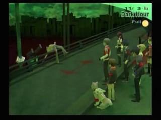 Persona 3 Takaya Jin