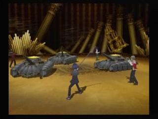 Persona 3 Tanks