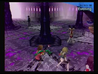 Persona 3 FES Answer Shadow Antenora