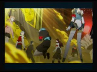 Persona 3 FES Erebus group