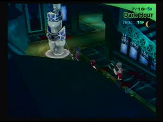 Persona 3 FES Fanatic Tower