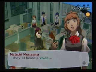 Persona 3 FES natsuki