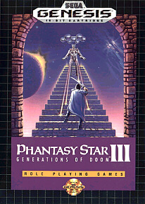 phantasy star iii walkthrough faq guide