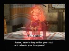 Rogue Galaxy Johanna Johannasburg