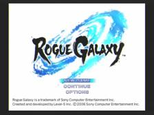 Rogue Galaxy Opening