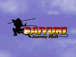 Saiyuki Journey West