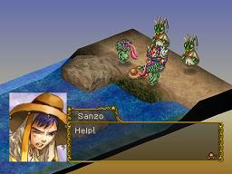 Saiyuki Journey West Sanzo