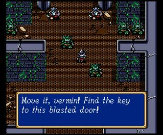Shining Force First Battle