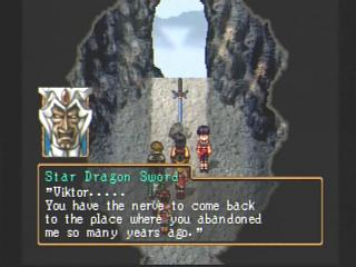 Suikoden II 2 Star Dragon Cave of Wind