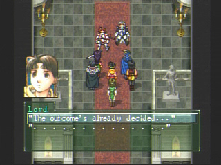 Suikoden II 2 Culgan and Seed L'Renouille