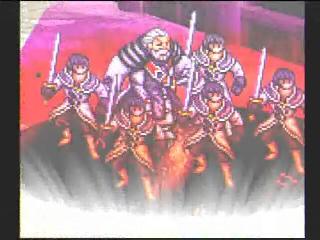 Suikoden II 2 Gorudo Matilda Knights