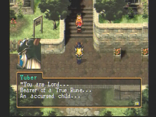 Suikoden II 2 Yuber Greenhill Bone Dragon