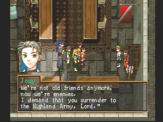 Suikoden II 2 Jowy and Riou
