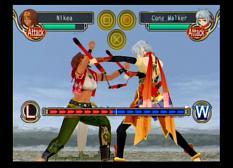 Nikea vs. Conewalker in duel