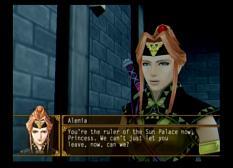 Alenia captures Princess and Ghalleon