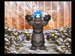 Wild Arms Earth Golem Photosphere