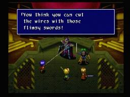 Wild Arms Wires