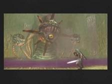 Zelda Twilight Princess Diababa Forest Tempel