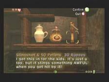 Zelda Twilight Princess Slingshot