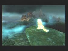 Zelda Twilight Princess Gold Wolf