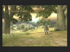 Zelda Twilight Princess Hyrule Field