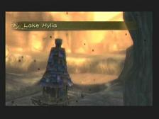 Zelda Lake Hylia Twilit