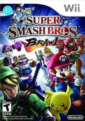 buy super smash bros brawl