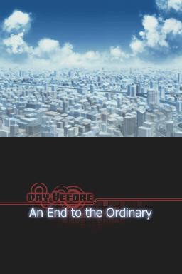 End to Ordinary