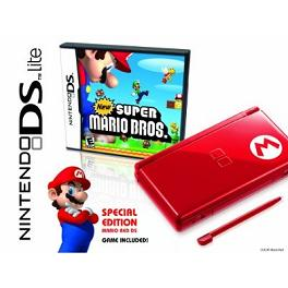 red ds lite amazon package deal